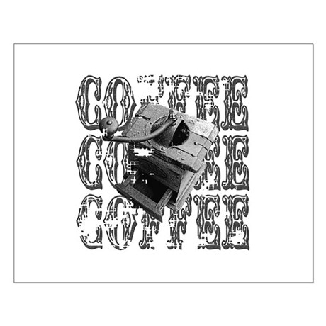 Coffee Grinder Small Poster