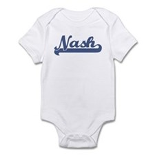 Nash (sport-blue) Infant Bodysuit