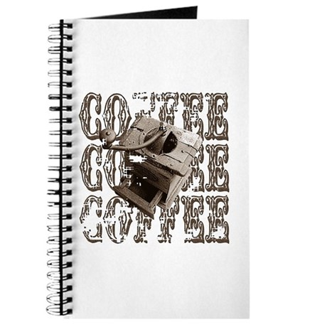 Coffee Grinder - Sepia Journal