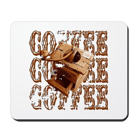 Coffee Grinder - Rich - Mousepad