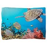 Ocean marine life Pillow Sham