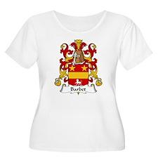 Barbet Family Crest T-Shirt