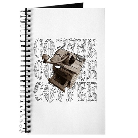 Coffee Grinder - White - Journal