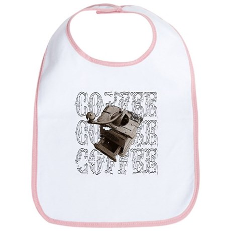 Coffee Grinder - White - Bib