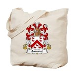 Aumont Family Crest Tote Bag