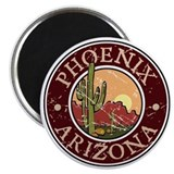 Phoenix Magnet