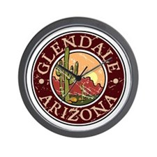 Glendale Wall Clock