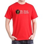 Who Would Jesus Bomb? Dark T-Shirt