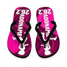 26.2 Marathon Flip Flops