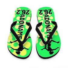 Marathon Girl Flip Flops