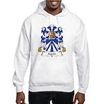 Aquin Family Crest Hooded Sweatshirt