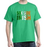 Sox Side Irish T-Shirt