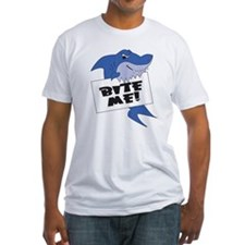 Two Sided Bite Me Shark Shirt
