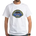 Huntington Beach Police White T-Shirt