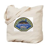Huntington Beach Police Tote Bag