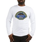 Huntington Beach Police Long Sleeve T-Shirt