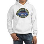 Huntington Beach Police Hooded Sweatshirt