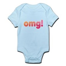 OMG Infant Bodysuit