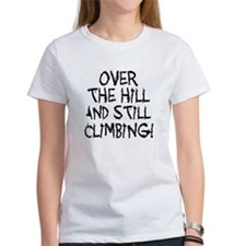 Birthday-over the hill Tee