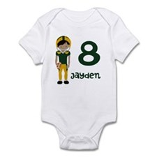 Football Boy Infant Bodysuit