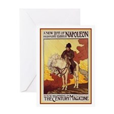 Vinatage Napoleon Greeting Card