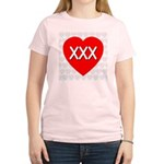 XXX Women's Light T-Shirt