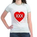 XXX Jr. Ringer T-Shirt