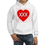 XXX Hooded Sweatshirt