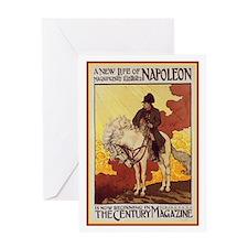 Vintage Napoleon Greeting Card