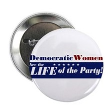"Democratic Women 2.25"" Button (10 pack)"