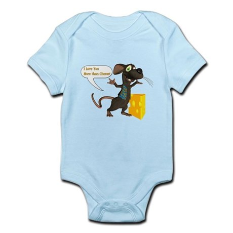 Rattachewie - Infant Bodysuit