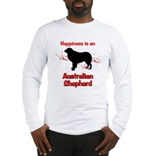 Happiness is.. Long Sleeve T-Shirt