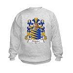 Alquier Family Crest Kids Sweatshirt