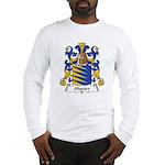 Alquier Family Crest Long Sleeve T-Shirt