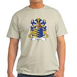 Alquier Family Crest Light T-Shirt