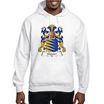 Alquier Family Crest Hooded Sweatshirt
