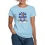 Allier Family Crest Women's Light T-Shirt