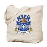 Allier Family Crest Tote Bag