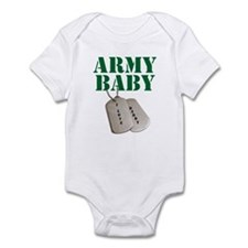 Army Baby - Daddy Infant Bodysuit