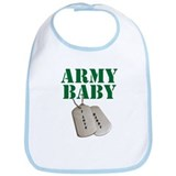 Army Baby - Daddy Bib