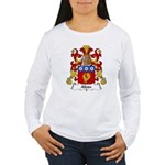 Aldin Family Crest Women's Long Sleeve T-Shirt