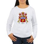 Aldin Family Crest Women's Long Sleeve T-Shirt