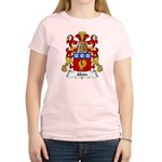 Aldin Family Crest Women's Light T-Shirt