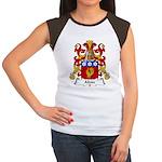 Aldin Family Crest Women's Cap Sleeve T-Shirt
