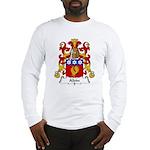 Aldin Family Crest Long Sleeve T-Shirt