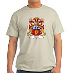 Aldin Family Crest Light T-Shirt