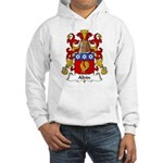 Aldin Family Crest Hooded Sweatshirt