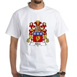 Aldin Family Crest White T-Shirt