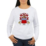Ailly Family Crest Women's Long Sleeve T-Shirt