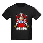 Ailly Family Crest Kids Dark T-Shirt